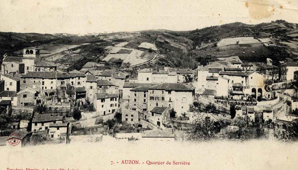 Village d'Auzon
