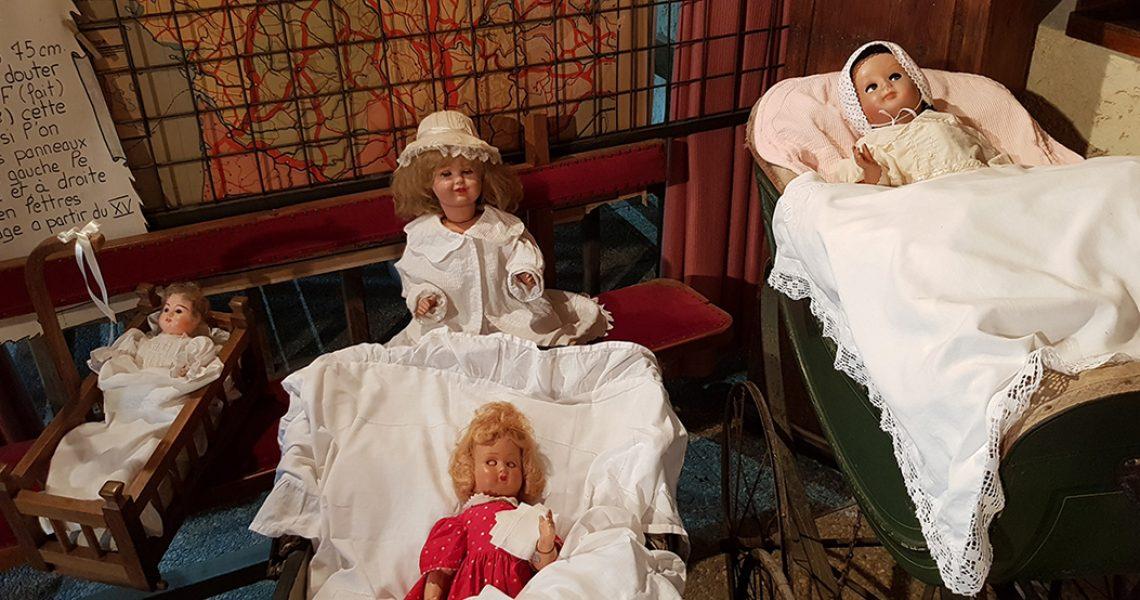 Mignonnettes du 19e et 20e siècles - Écomusée du pays d'Auzon